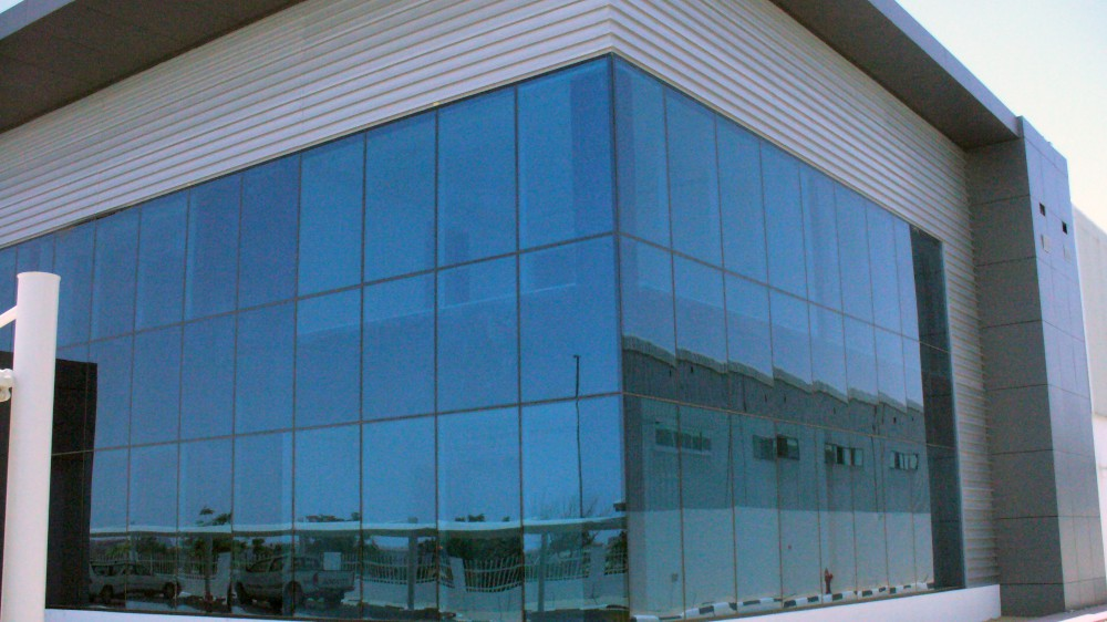 Structural Glazed Curtain Wall